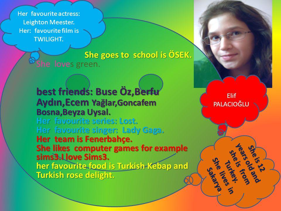 She goes to school is ÖSEK. She goes to school is ÖSEK.