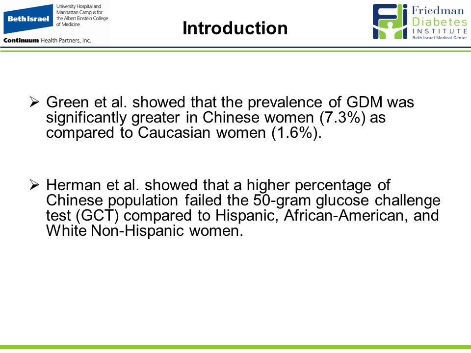 Introduction  Green et al.
