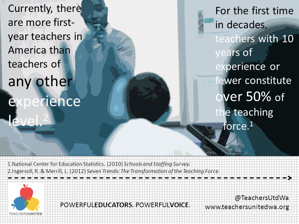 @TeachersUtdWa www.teachersunitedwa.org POWERFULEDUCATORS.