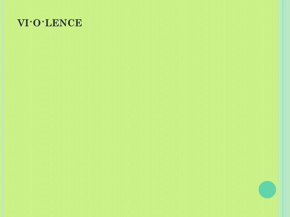 VI · O · LENCE