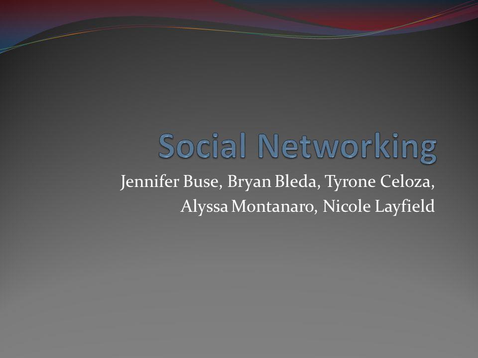 Jennifer Buse, Bryan Bleda, Tyrone Celoza, Alyssa Montanaro, Nicole Layfield