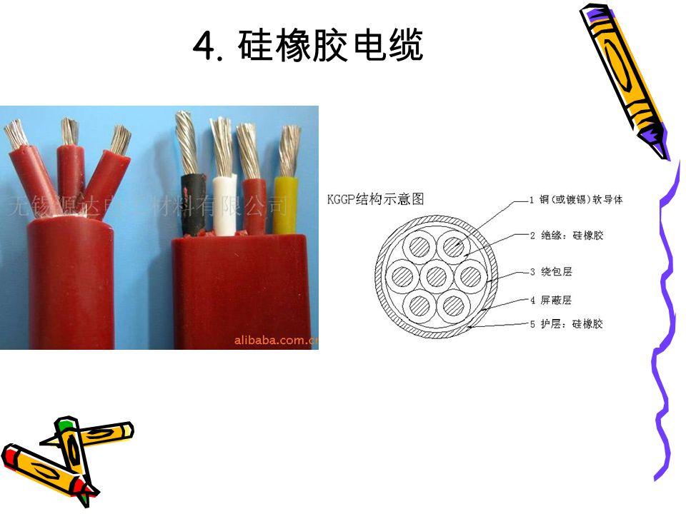4. 硅橡胶电缆
