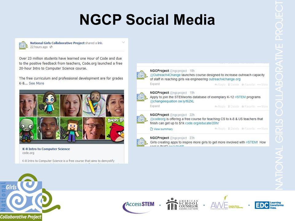 NGCP Social Media