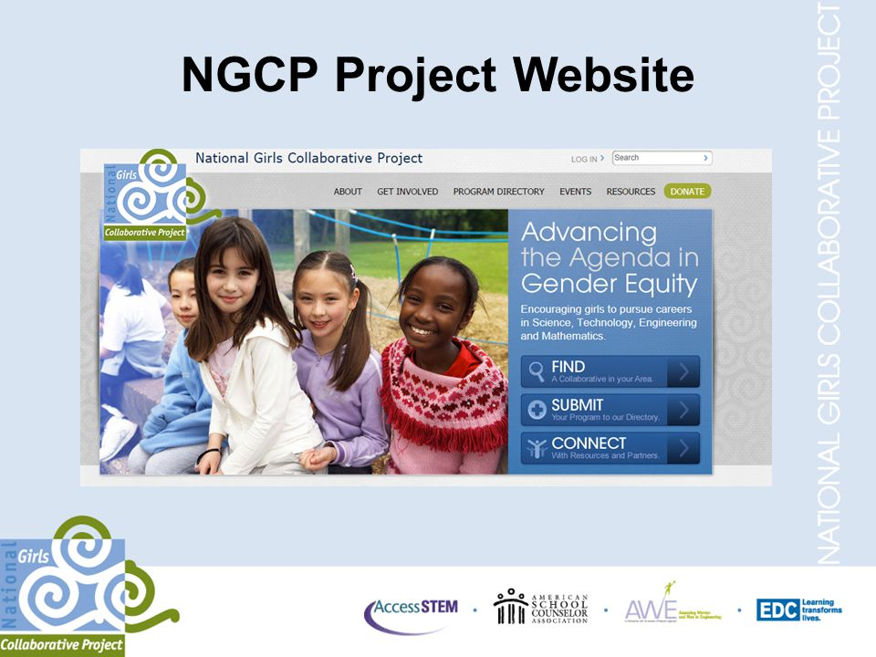 NGCP Project Website