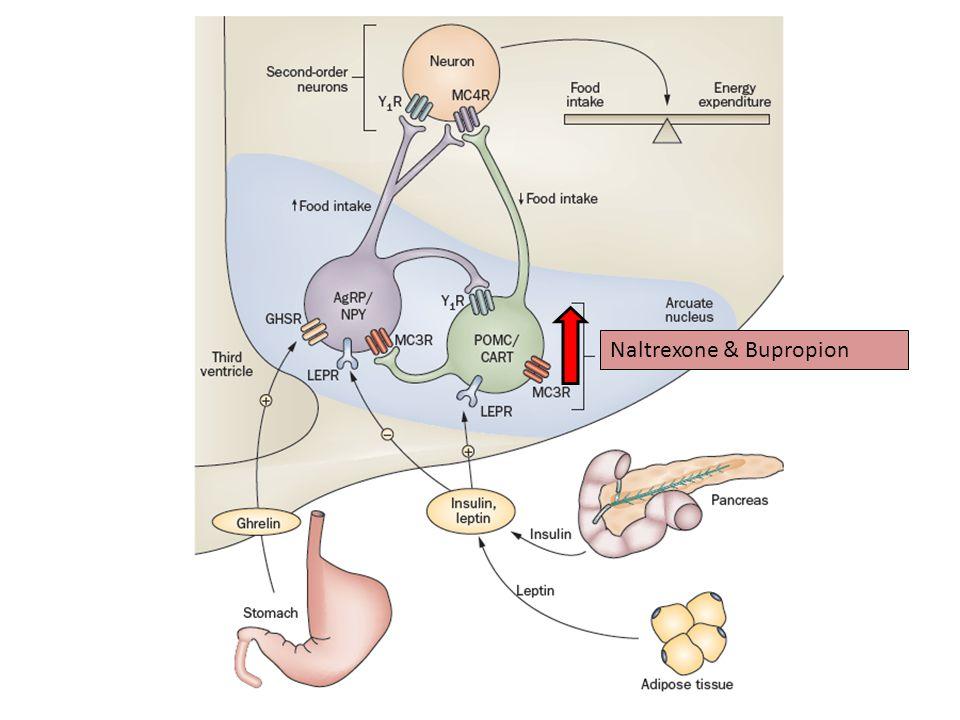 Naltrexone & Bupropion