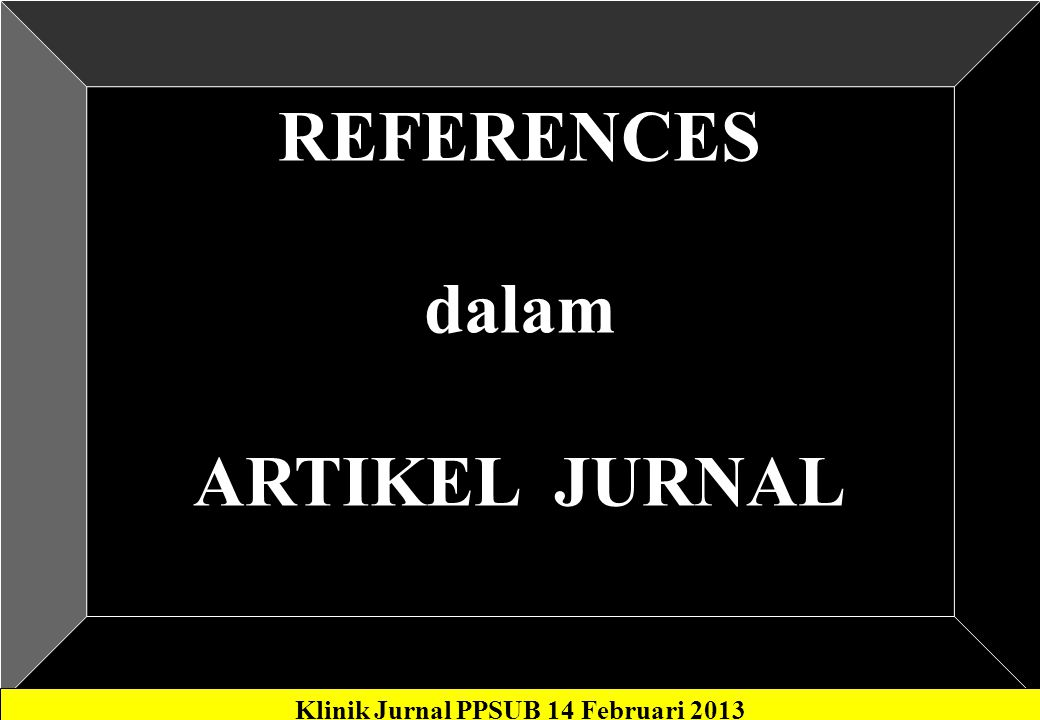 Writing a Bibliography: APA Format Sumber: http://www.sciencebuddies.org/science-fair-projects/project_apa_format_examples.shtml Books Format: Author s last name, first initial.