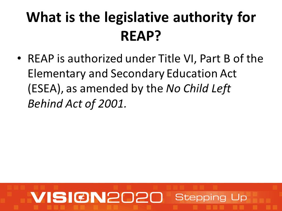 What is the Small Rural School Achievement Program (SRSA).