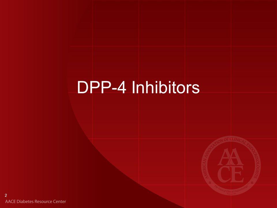 DPP-4 Inhibitors 2