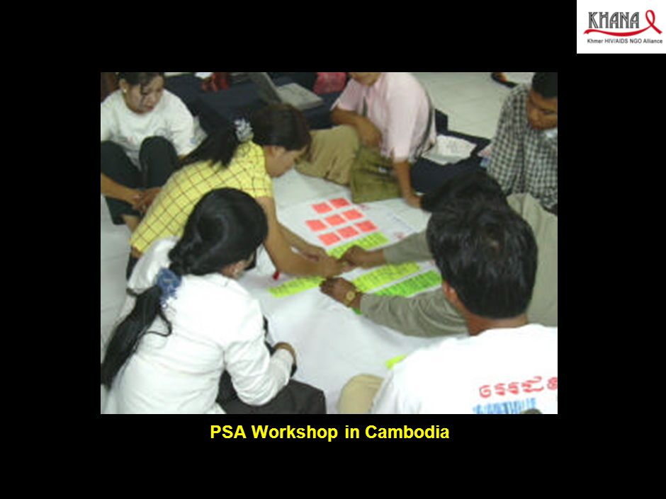 030412MB_GAE005(AIDS initaitive)(HV)(dx) 9 PSA Workshop in Cambodia