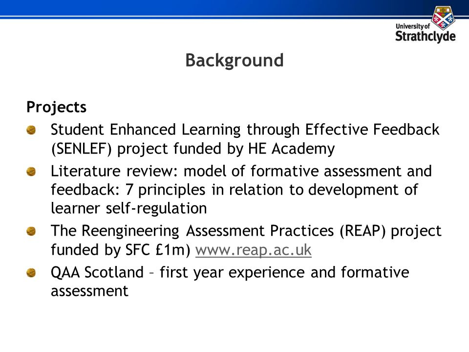 Benefits Written responses of an exceedingly high standard (sometimes surpassing 3 rd year) Spontaneous online discussions about learning and leaner responsibility High levels of motivation, atmosphere in class improved Some students burdened by workload – easily detected Some requested to move groups (5 groups) Online interactions showed powerful 'scaffolding' Interaction and feedback possible with 560 students Easy for tutors to monitor participation Peer feedback and self feedback (model answers) harnessed Improved mean exam performance (up from 51-57%)
