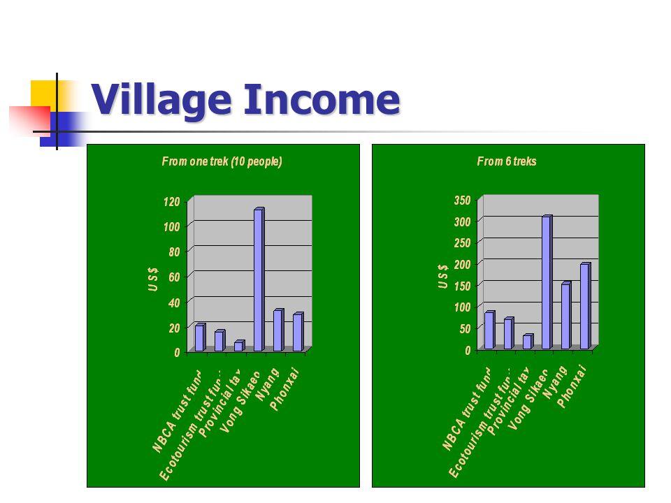 Village Income