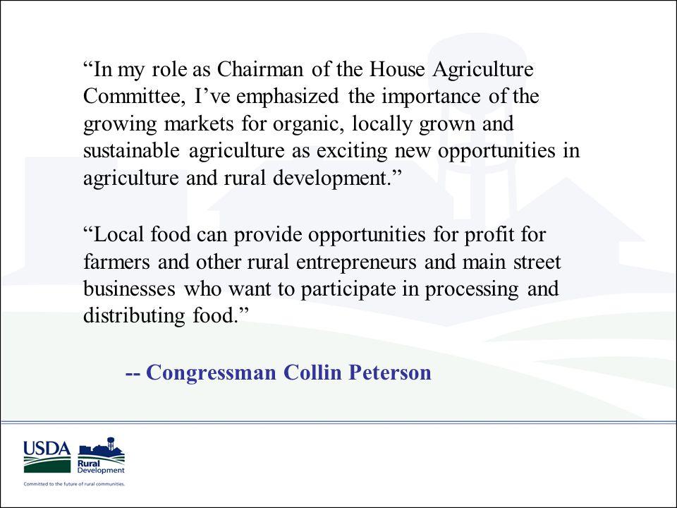 Memorandum of Understanding on Organic Agriculture M.S.