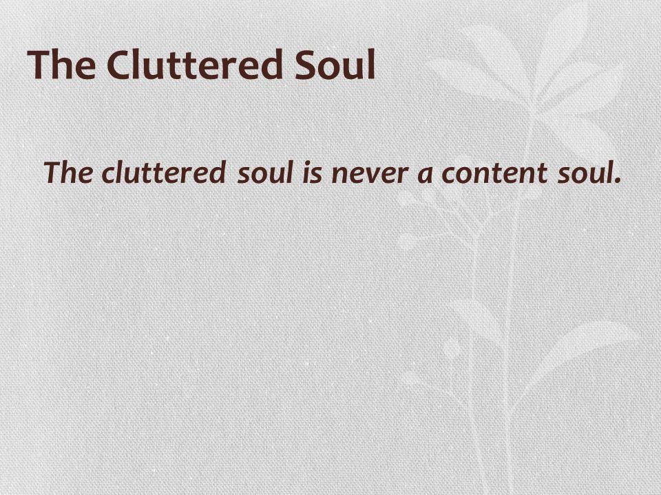 The Bountiful Soul The bountiful soul bears super-abundant fruit for God's glory.