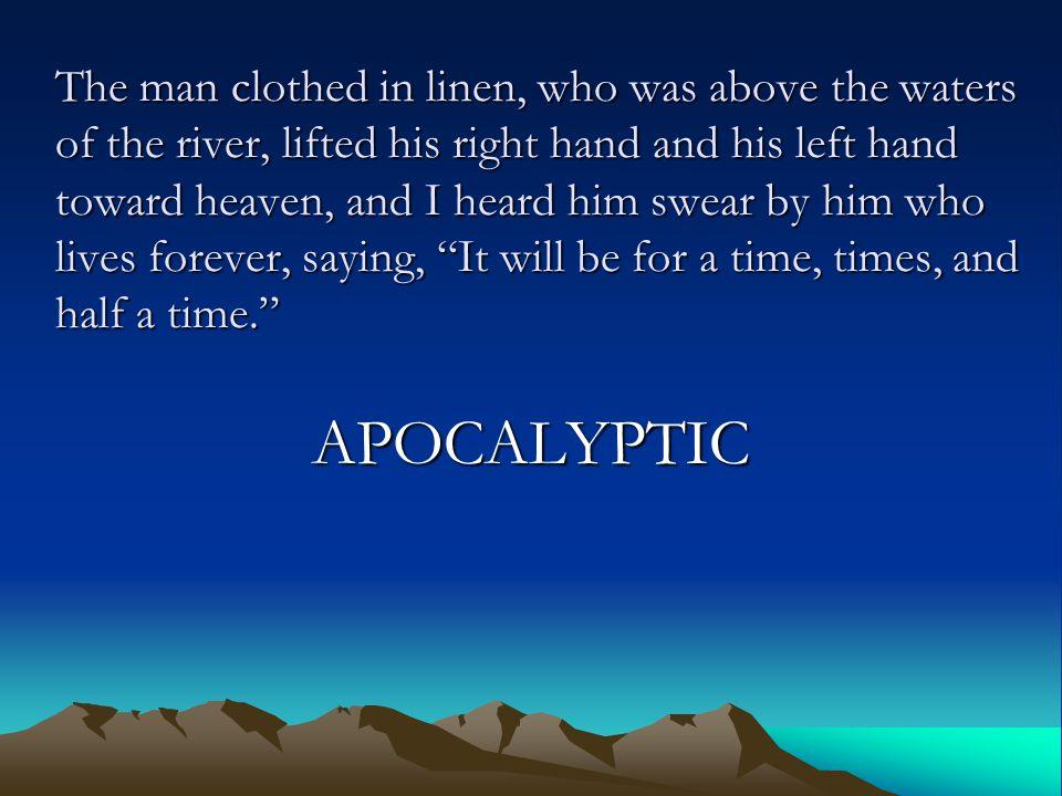 APOCALYPTIC