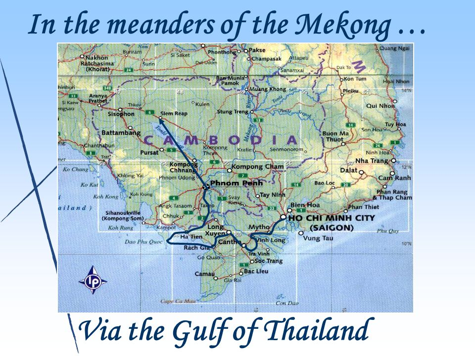 Witness the life on the banks of the Mekong River