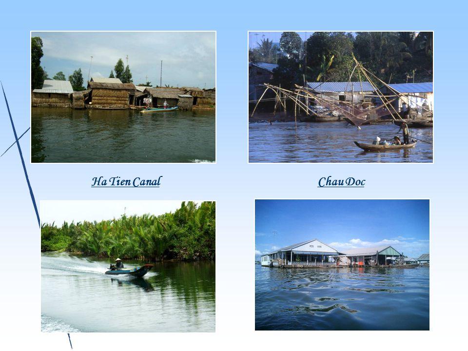Ha Tien Canal Chau Doc