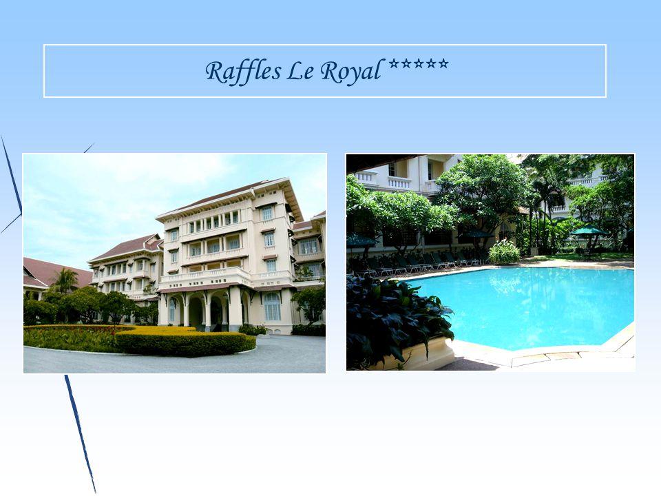 Raffles Le Royal *****
