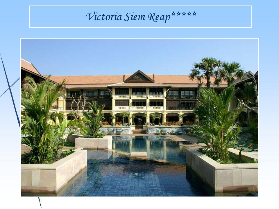 Victoria Siem Reap*****