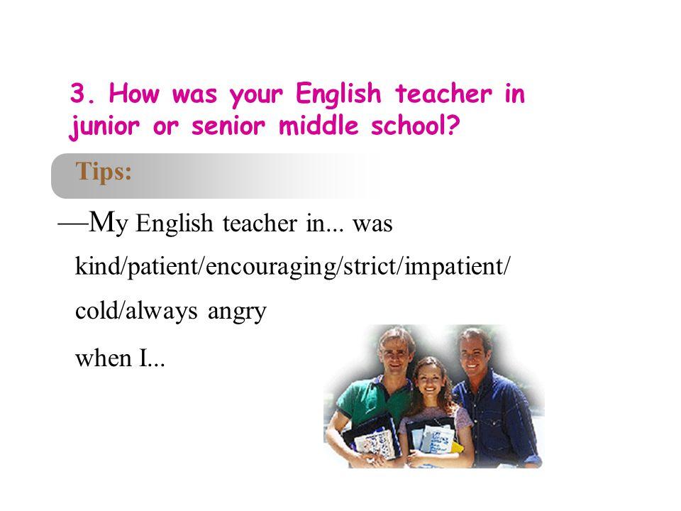 2.Do you enjoy learning English. Why .