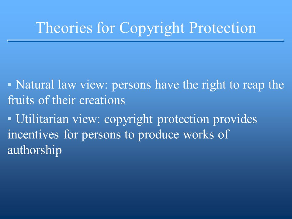Related Defendants ■Digital Millennium Copyright Act of 1998 limits the liability of online service providers