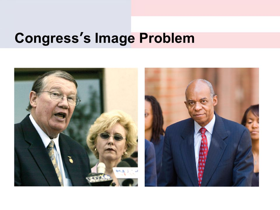 Congress's Image Problem