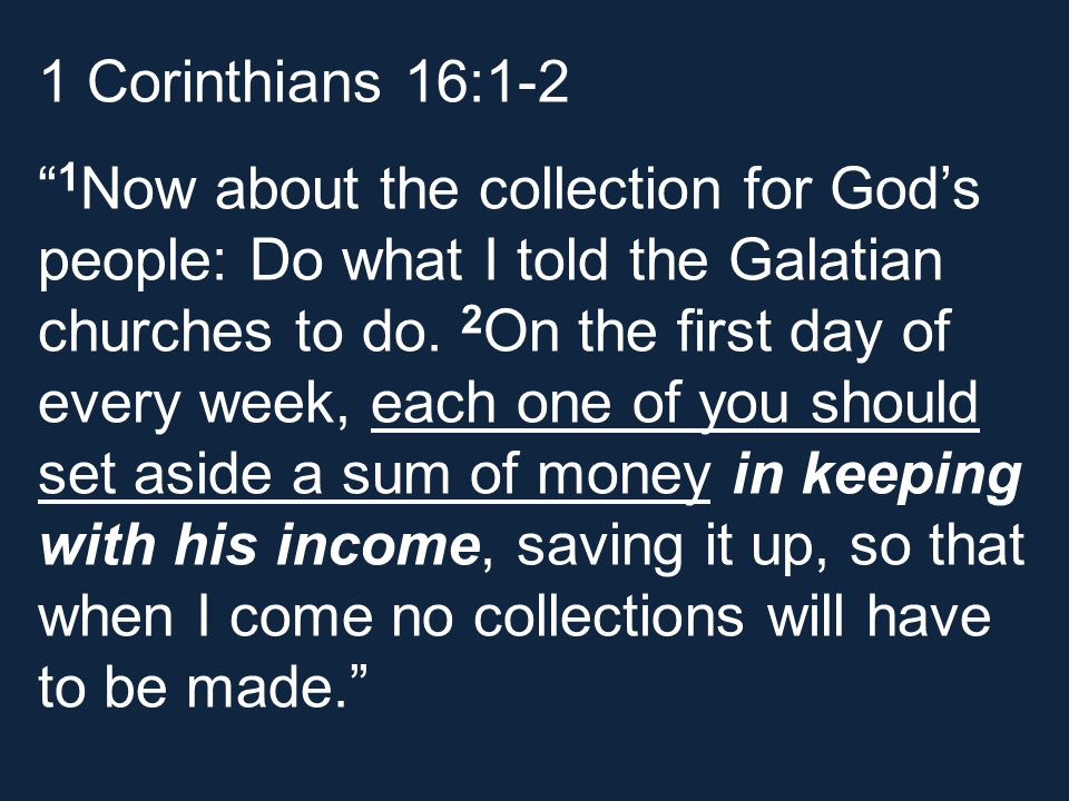 How do I encourage / motivate you to give ? Guilt ? Greed ?