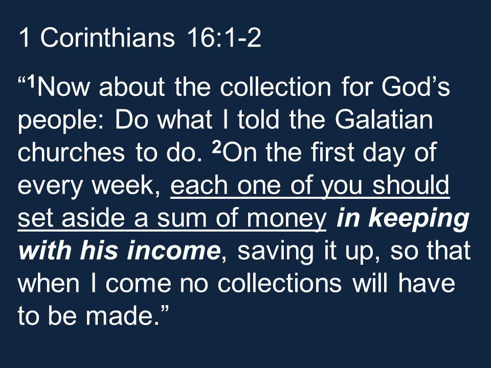 ScripturesPortionPrinciple 1.Genesis 4:2- 5 God gets first, God gets the best.