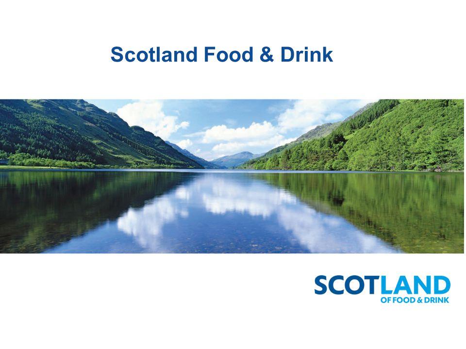 Scotland Food & Drink