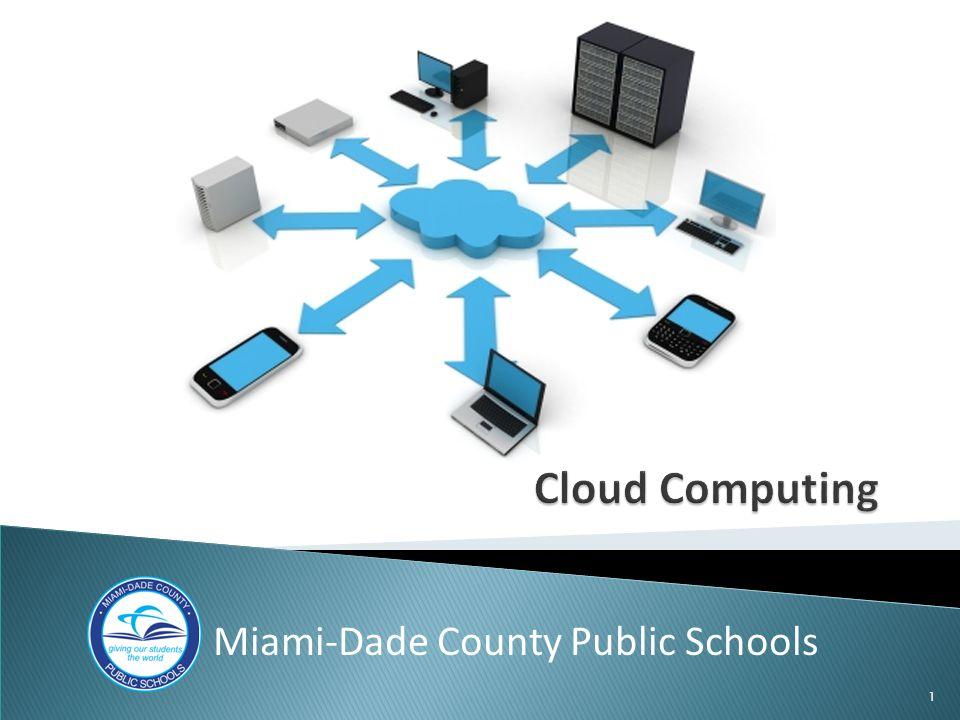 1 Miami-Dade County Public Schools