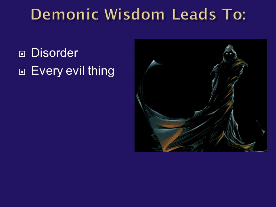  Disorder  Every evil thing