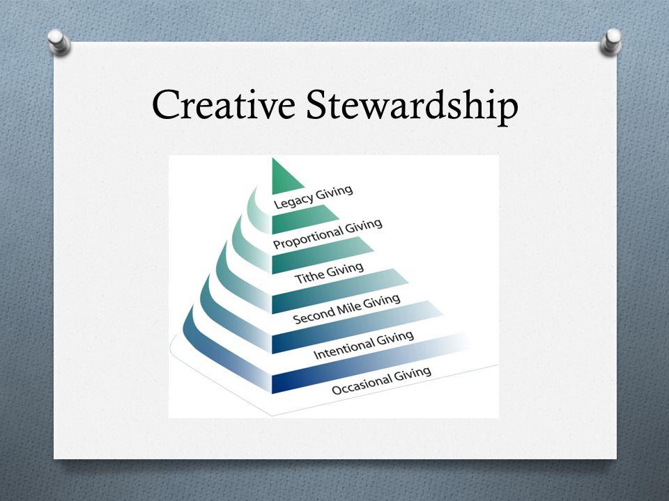 Creative Stewardship