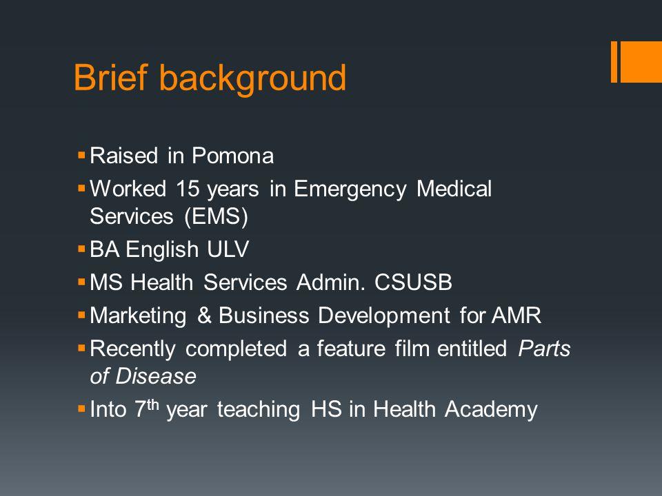 Open Discussion Simon Moore, EMT, MHA English Language Arts Health Academy Coachella Valley HS simon.moore@cvusd.us
