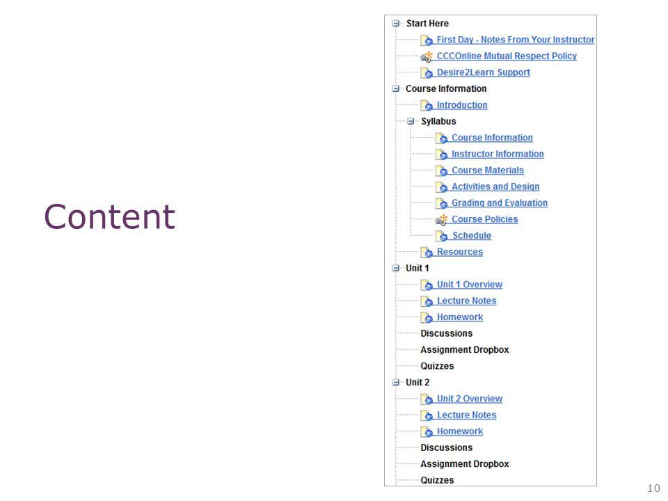 Content 10