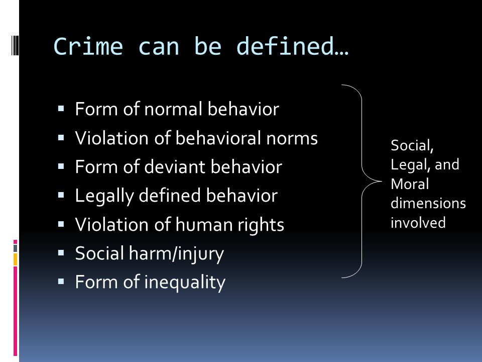 a description of deviant behavior by pfuhl Sociology/ deviant behavior (pfuhl 50) rather than concern with behavior from four categories of family functions that seem to promote delinquent behavior.
