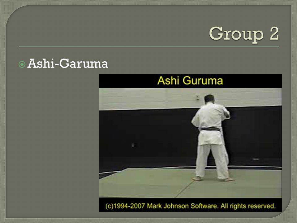 Ashi-Garuma