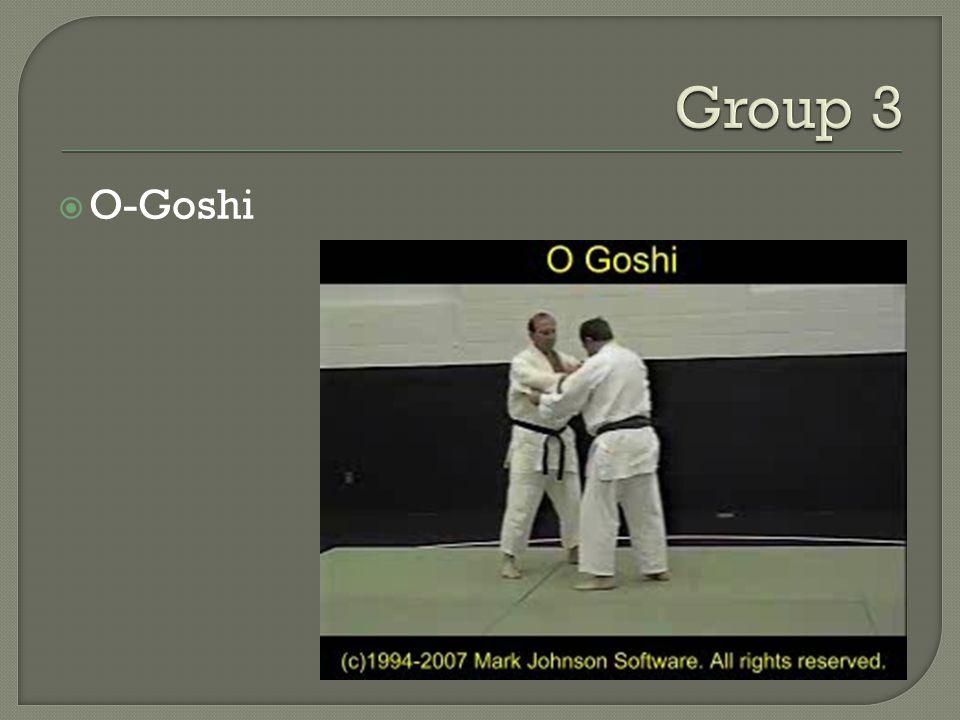  O-Goshi
