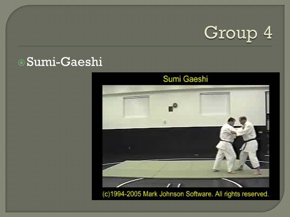  Sumi-Gaeshi