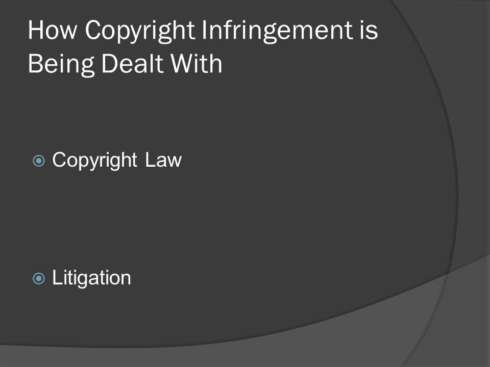 Copyright Law  Copyright exists until 70 years after the death of the last author  After that period, the work becomes a part of the public domain This means anyone can download, publish, use, or sell the piece.