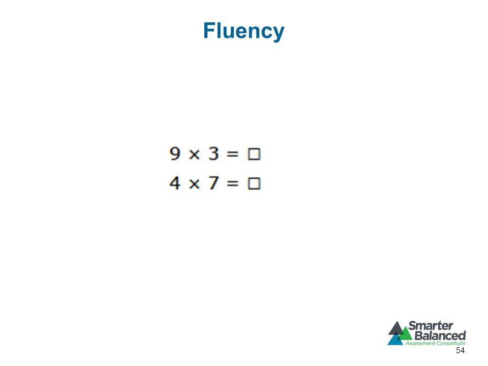Fluency 54