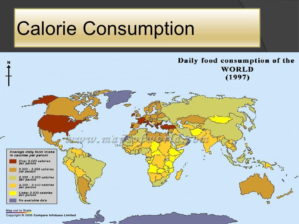Calorie Consumption