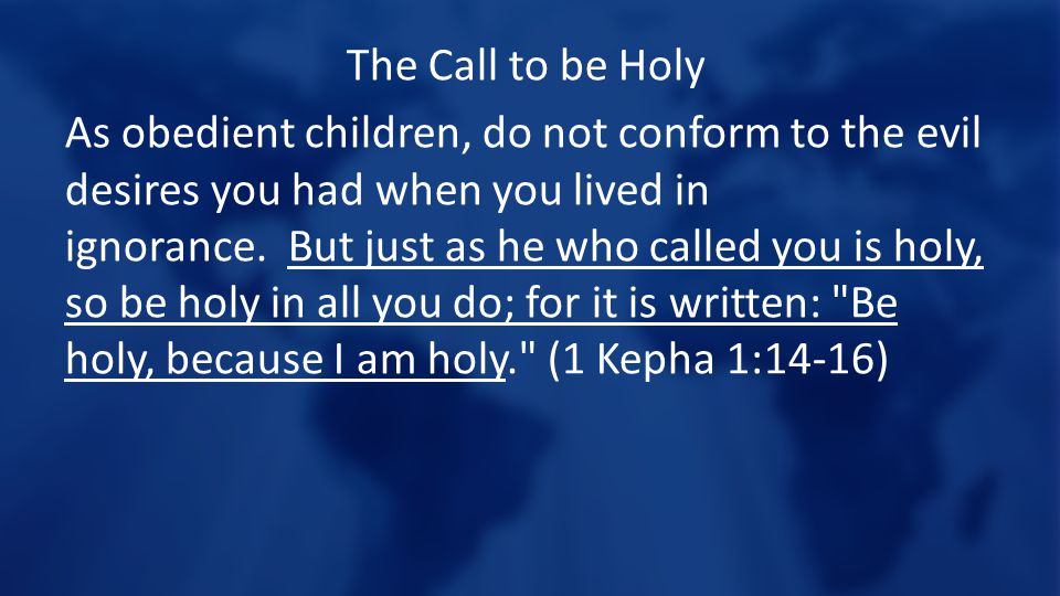 I have written you quite boldly on some points, as if to remind you of them again, because of the grace Elohim gave me to be a minister of Messiah Yeshua to the Gentiles with the priestly duty of proclaiming the gospel of Elohim, so that the Gentiles might become an offering acceptable to Elohim, set apart by the Holy Spirit.