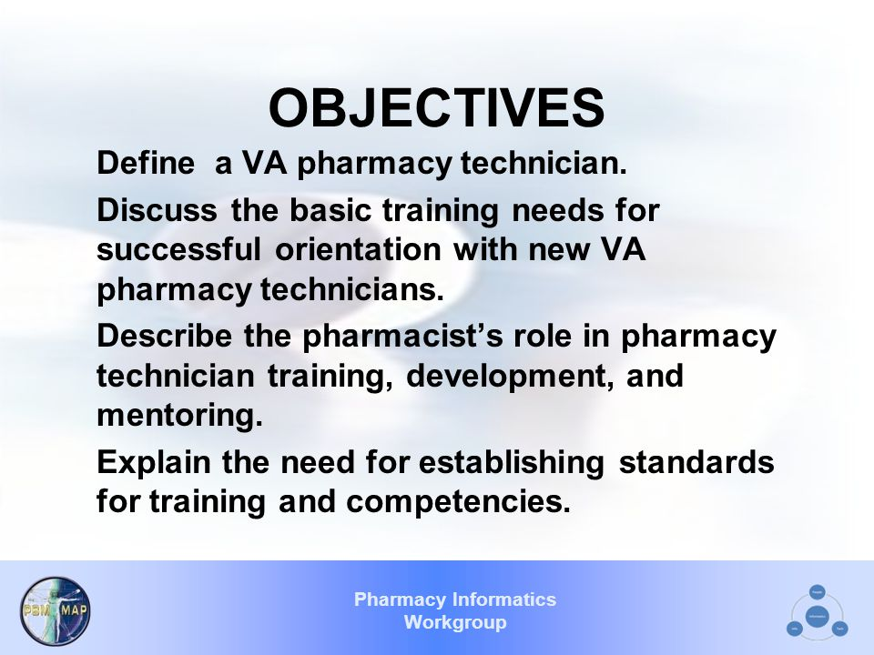 Pharmacy Informatics Workgroup Now that the seed has been planted it is time to promote it's development and growth.