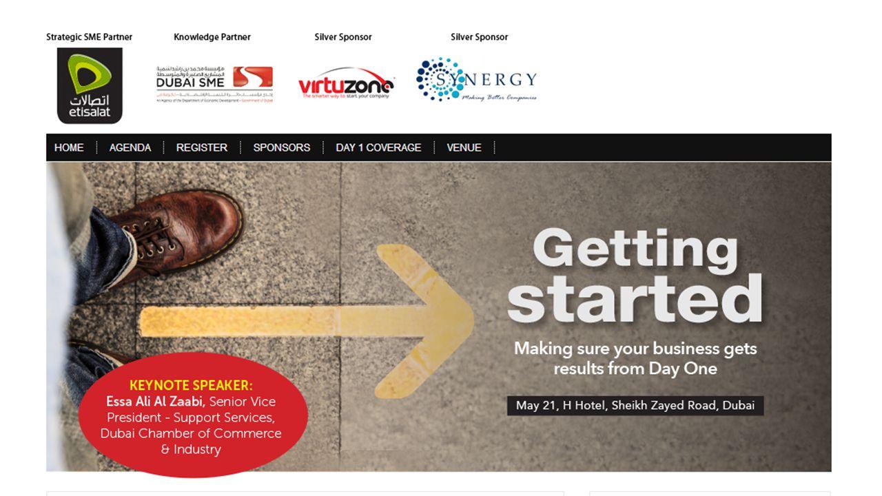 www.synergy-gulf.com Getting started Dubai, 21 may 2014