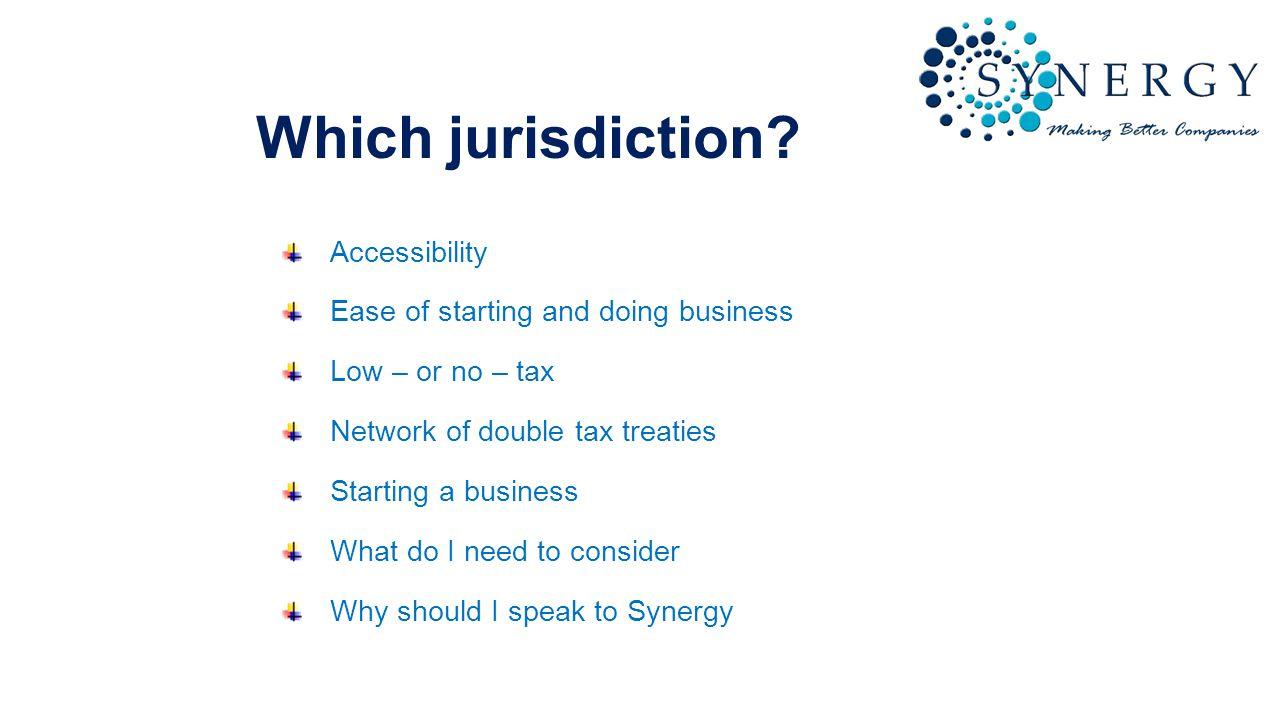 Which jurisdiction.