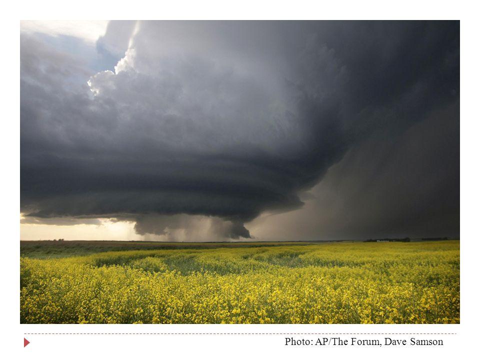Photo: AP/The Forum, Dave Samson