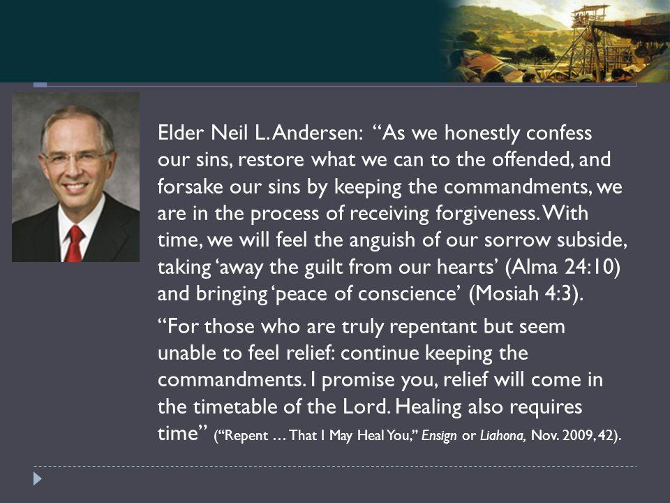 Mosiah 4-5 Elder Neil L.