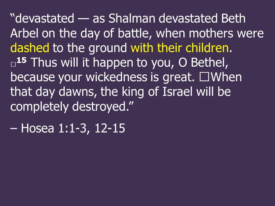 7 Sins of Israel (identified in Hosea) 1.Infidelity (Hosea 1:2; 4:2,14; 5:7; 7:10; 9:1) 2.Independence (Hosea 5:4; 7:7,13; 8:4; 10:3,13) 3.Intrigue (Hosea 4:2; 6:8) 4.Idolatry (Hosea 2:13; 4:13; 8:5; 9:10; 10:5) 5.Immorality (Hosea 4:10,14; 7:7) 6.Ignorance (Hosea 4:6,10,14) 7.Ingratitude (Hosea 2:8,12; 7:15; 10:1)