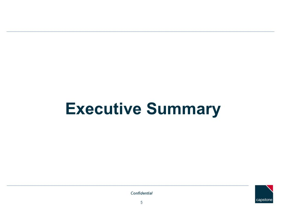 Executive Summary  Capstone Valuation Services, LLC performed a valuation analysis of the Total Invested Capital ( TIC ) of ABC Company as of June 30, 2013.