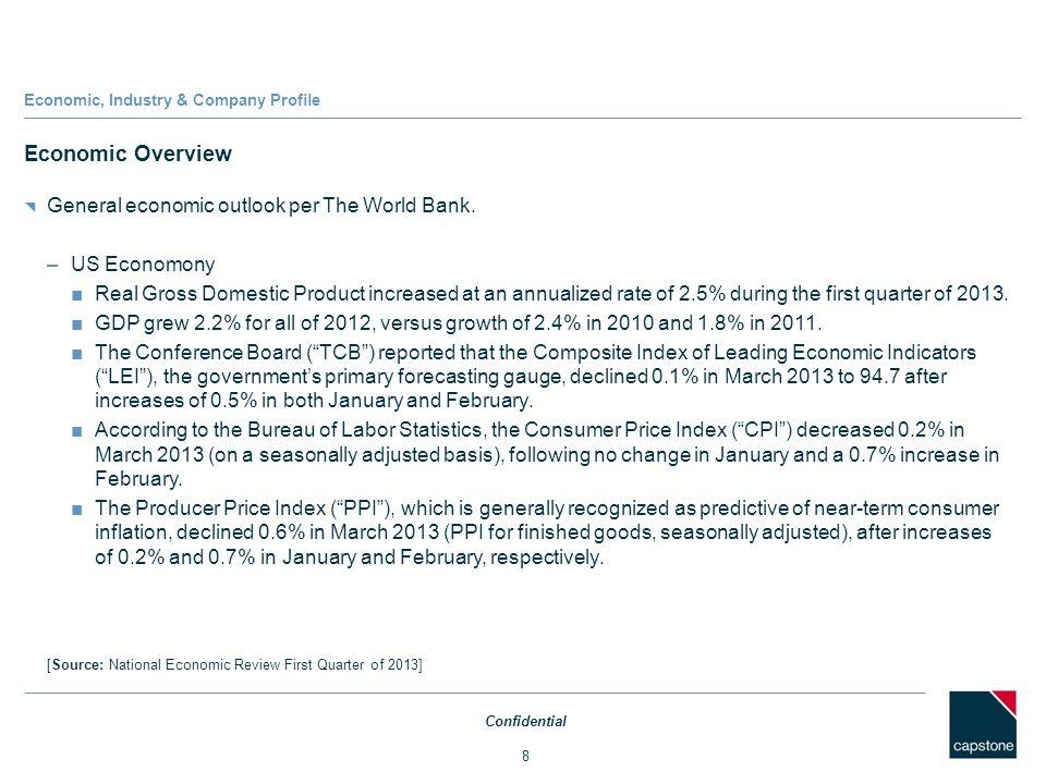 Guideline Transaction Method Confidential 19