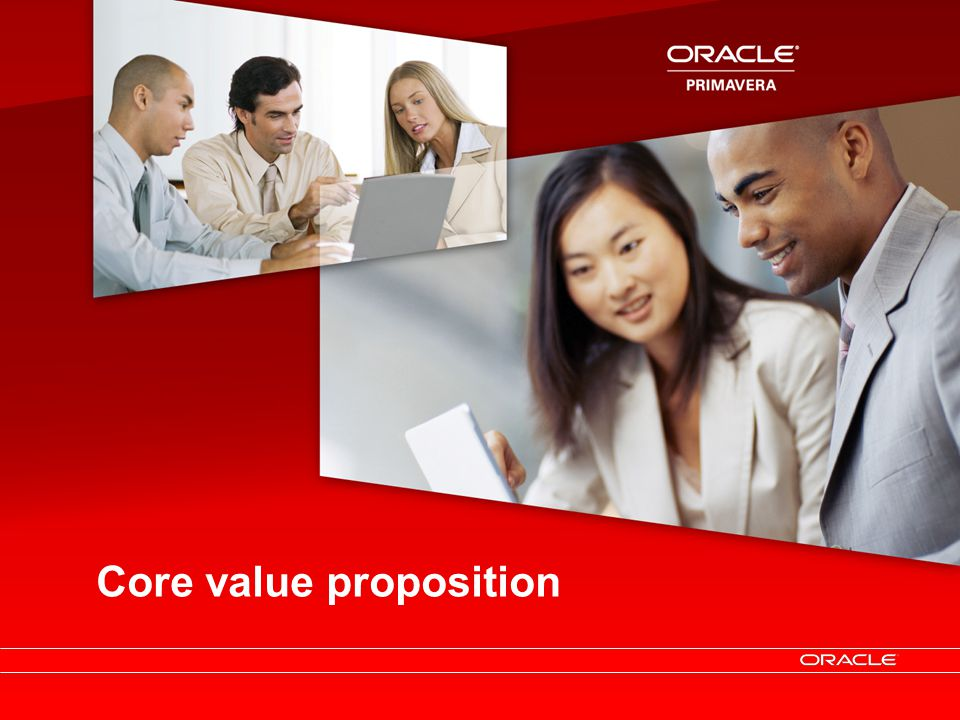 11 Core value proposition